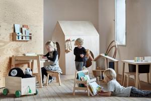 Meble dla dzieci. Modne kolekcje w skandynawskim stylu