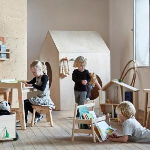 Seria mebli dziecięcych IKEA