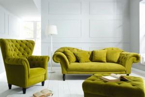 Fotele tapicerowane - trendy sprzedażowe