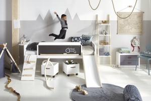 Łóżka piętrowe. 5 niesamowitych modeli