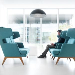 Fotele z uszami w nowoczesnym stylu. Fot. Everspace