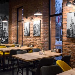 Restauracja Śródmieście w Bydgoszczy. Fot. Marta Pawłowska