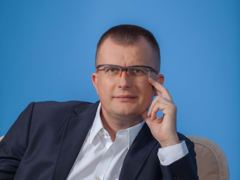 Grzegorz Kalinowski, dyrektor handlowy firmy Libro. Fot. Libro