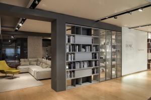 Nowa odsłona showroomu włoskiego producenta mebli
