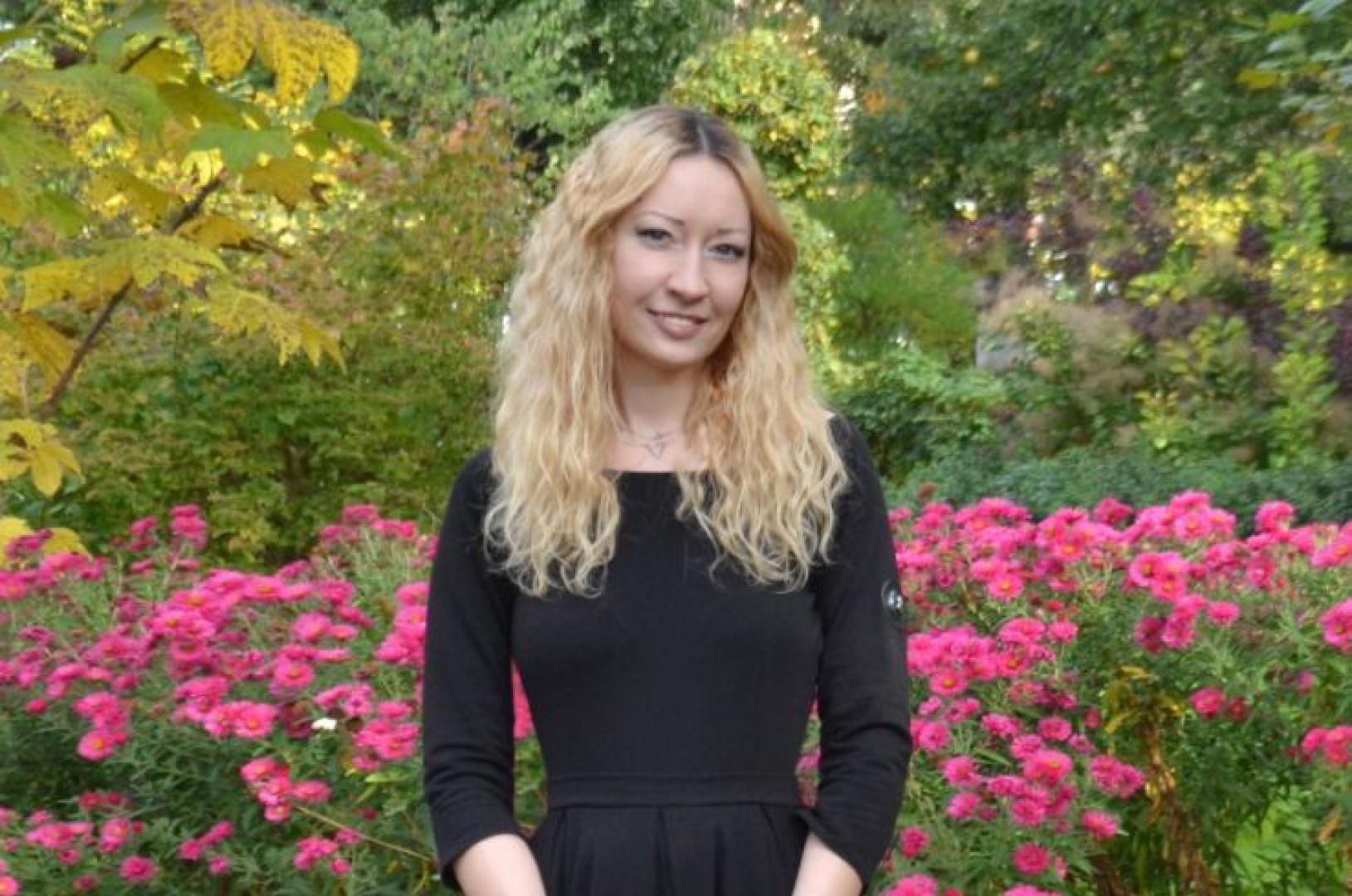 Paulina Kasprowicz, projektantka z pracowni meinDesign. Fot. Archiwum