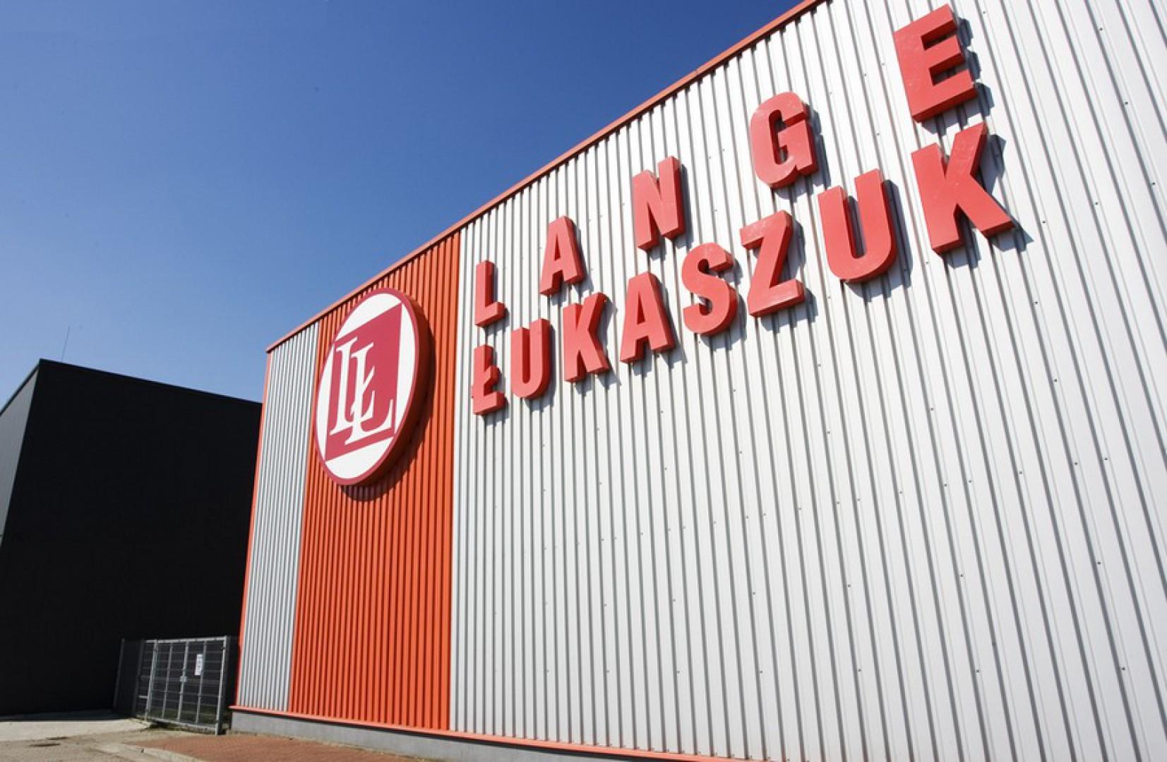 Siedziba firmy Lange Łukaszuk