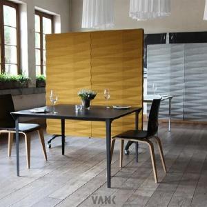 Panele akustyczne firmy Vank. Fot. Vank