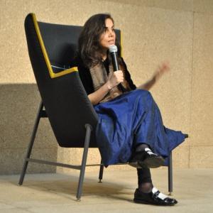 Nipa Doshi, współzałożycielka studia Doshi Levien, na