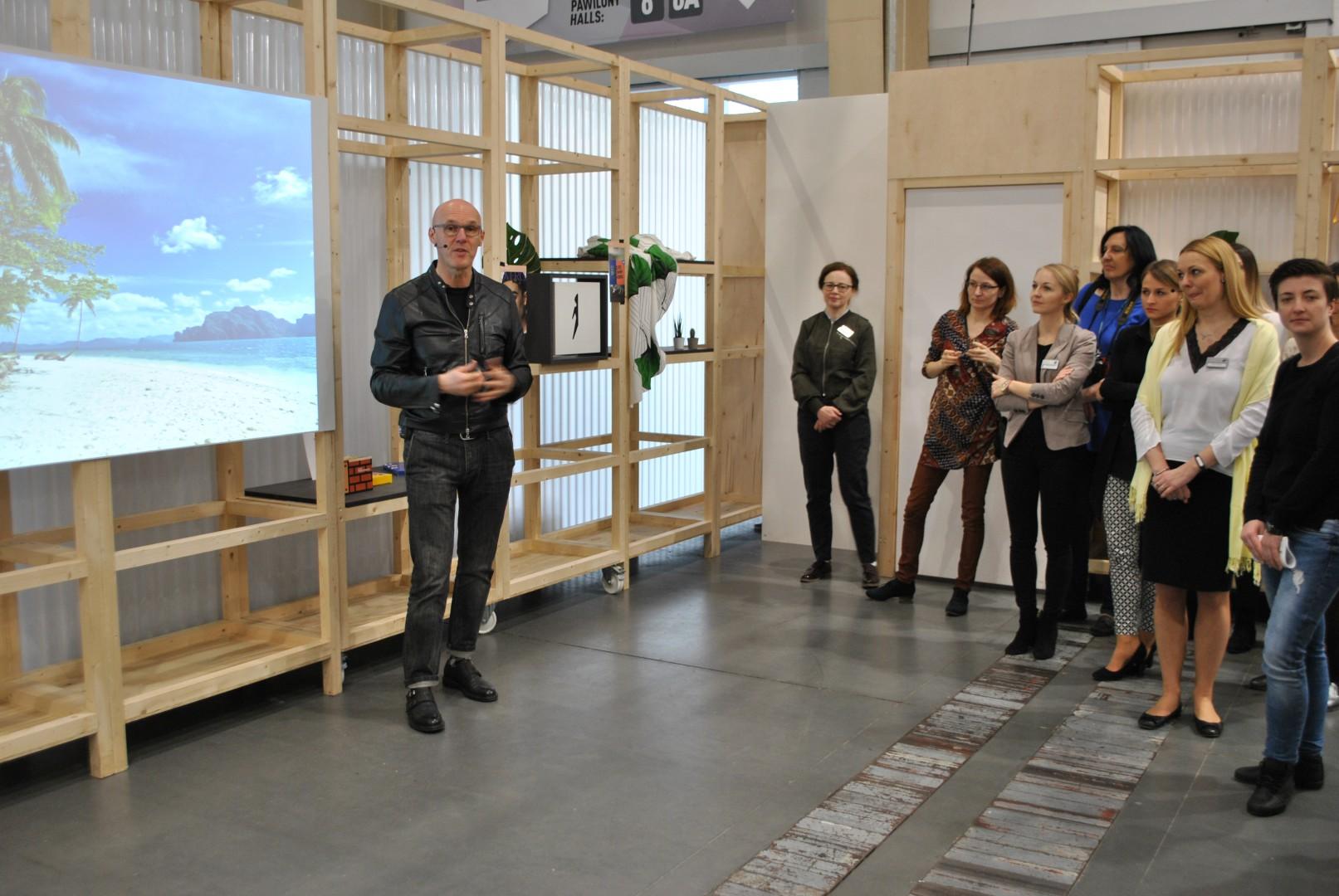 Interprint Furniture Days 2017 w Poznaniu. Fot. Beata Michalik