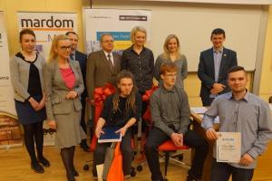 Finał III Ogólnopolskiego Młodzieżowego Konkursu Wiedzy o Drewnie
