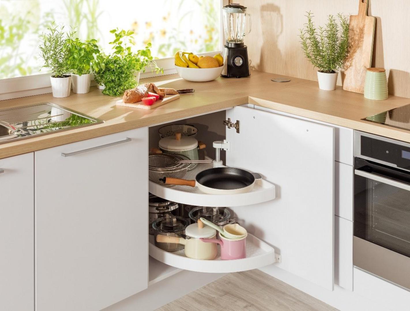 Urządzamy Mała Kuchnia Sposoby Na Dodatkową Przestrzeń