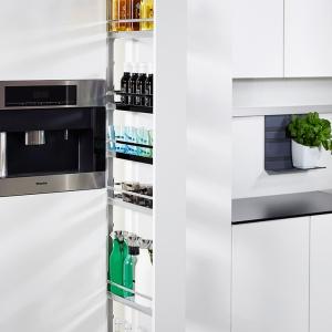 Systemy cargo sprawdzą się w każdej kuchni. Fot. Peka