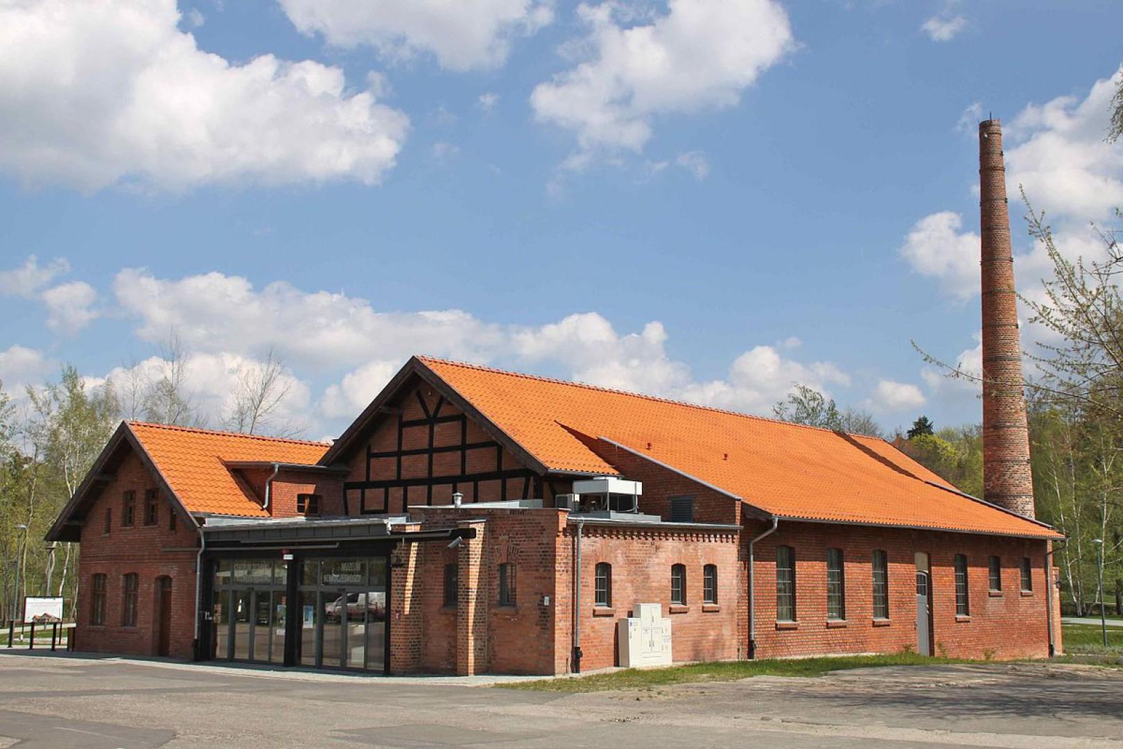 Centrum Techniki i Rozwoju Regionu Muzeum Nowoczesności Miejskiego Ośrodka Kultury w Olsztynie. Fot. Wikipedia