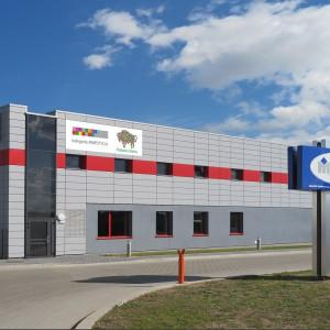 Zakład produkcyjny firmy Malow w Suwałkach. Fot. Malow