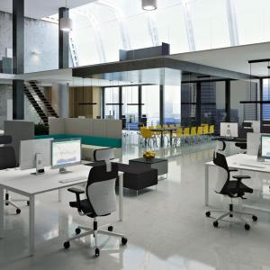 Fotele biurowe firmy Bejot. Fot. Bejot