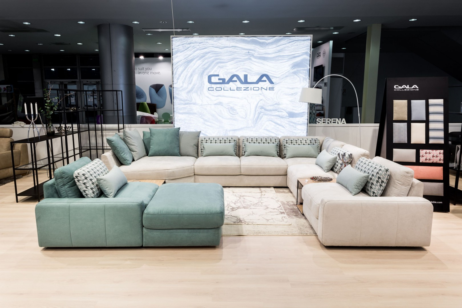 System modułowy Serena firmy Gala Collezione. Fot. Gala Collezione