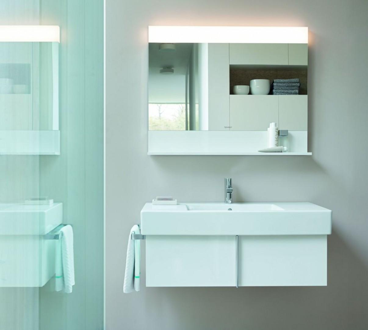 Kolekcja mebli łazienkowych Vero firmy Duravit. Fot. Duravit