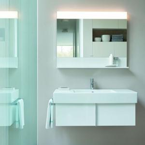 Kolekcja mebli łazienkowych Vero. Fot. Duravit