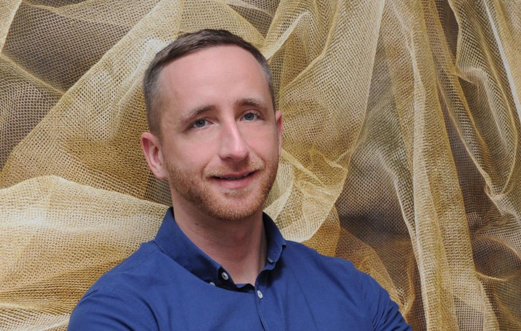 Miłosz Matelski, menedżer designu i marketingu produktu w firmie Schattdecor. Fot. Schattdecor
