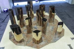 Oskar Zięta zaprojektował wyjątkowe statuetki Property Design Award