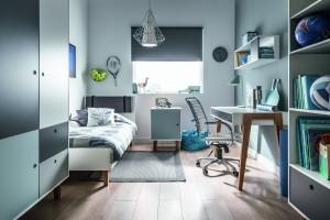 10 inspiracji na łóżko dla nastolatka