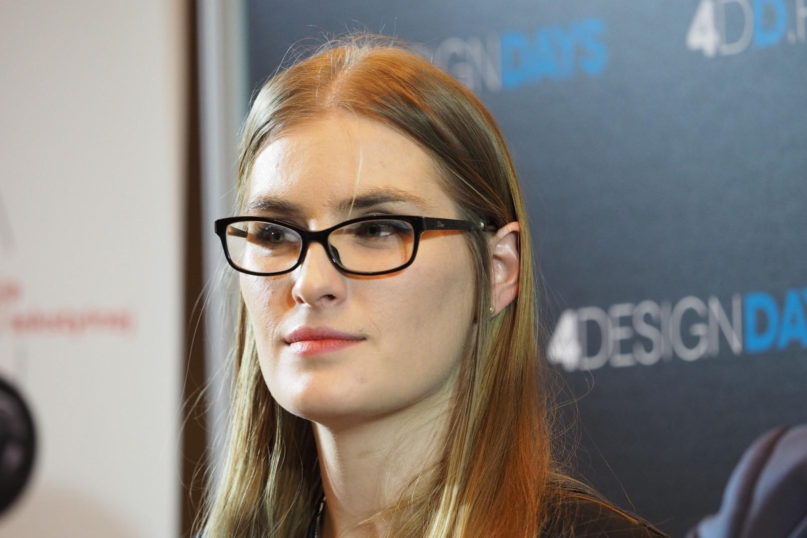 Jadwiga Husarska-Sobina, projektantka, założycielka Husarska Design Studio. Fot. Grupa PTWP