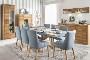 5 pomysłów na stół do jadalni
