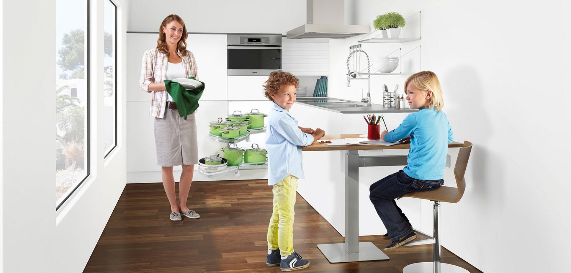 Urządzamy Stół W Kuchni Sprytne Pomysły Na Małą Jadalnię