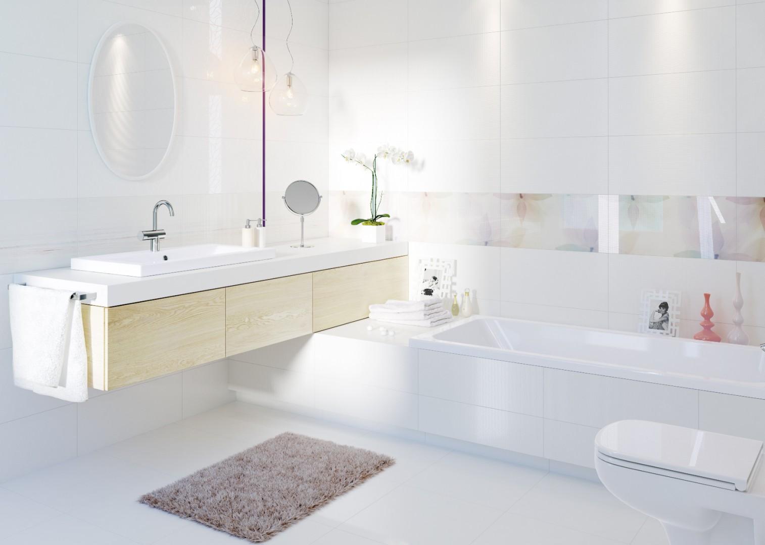 Kolekcja mebli łazienkowych Tuka firmy Cersanit. Fot. Cersanit