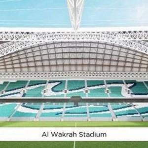 Stadion Al Wakrah. Fot. Serwis prasowy