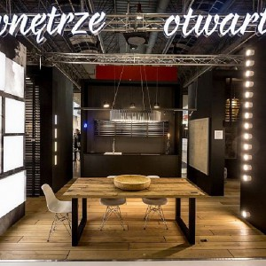 Adriana Furniture, Wnętrze Otwarte - Fot. Targi Światło, Dariusz Kulesza