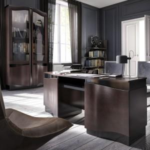 Meble Diuna są proste w wyrazie i eleganckie. Kolekcja wykonana z naturalnych materiałów i bardzo oryginalna – taka jest Diuna, nowoczesna kolekcja mebli do salonu i jadalni. Fot. Mebin