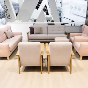 Sofy Arno są inspirowane stylistyką skandynawską. Fot. Sweet Sit