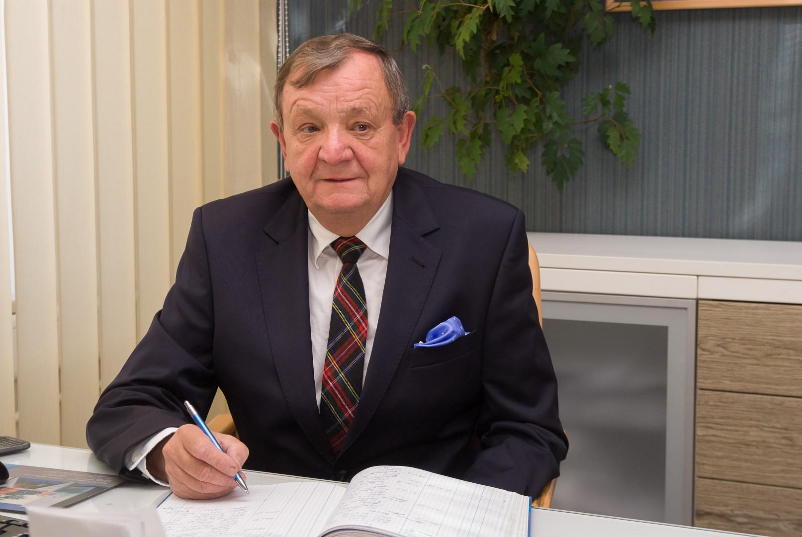 Henryk Owsiejew, prezes Rady Nadzorczej Malow. Fot. Malow