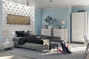 Komoda w sypialni - praktyczny i efektowny element wnętrza