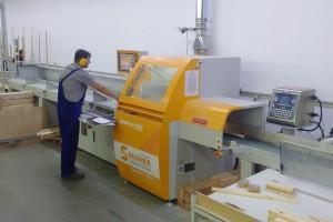 Nowy system odpylania w fabryce mebli Feniks