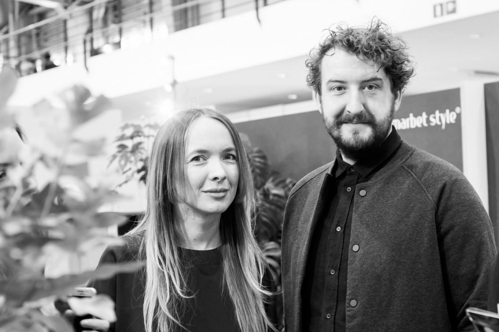 Marta Niemywska-Grynasz i Dawid Grynasz. Fot. Lidia Skuza