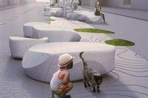 Rozstrzygnięty został konkurs na betonowe meble