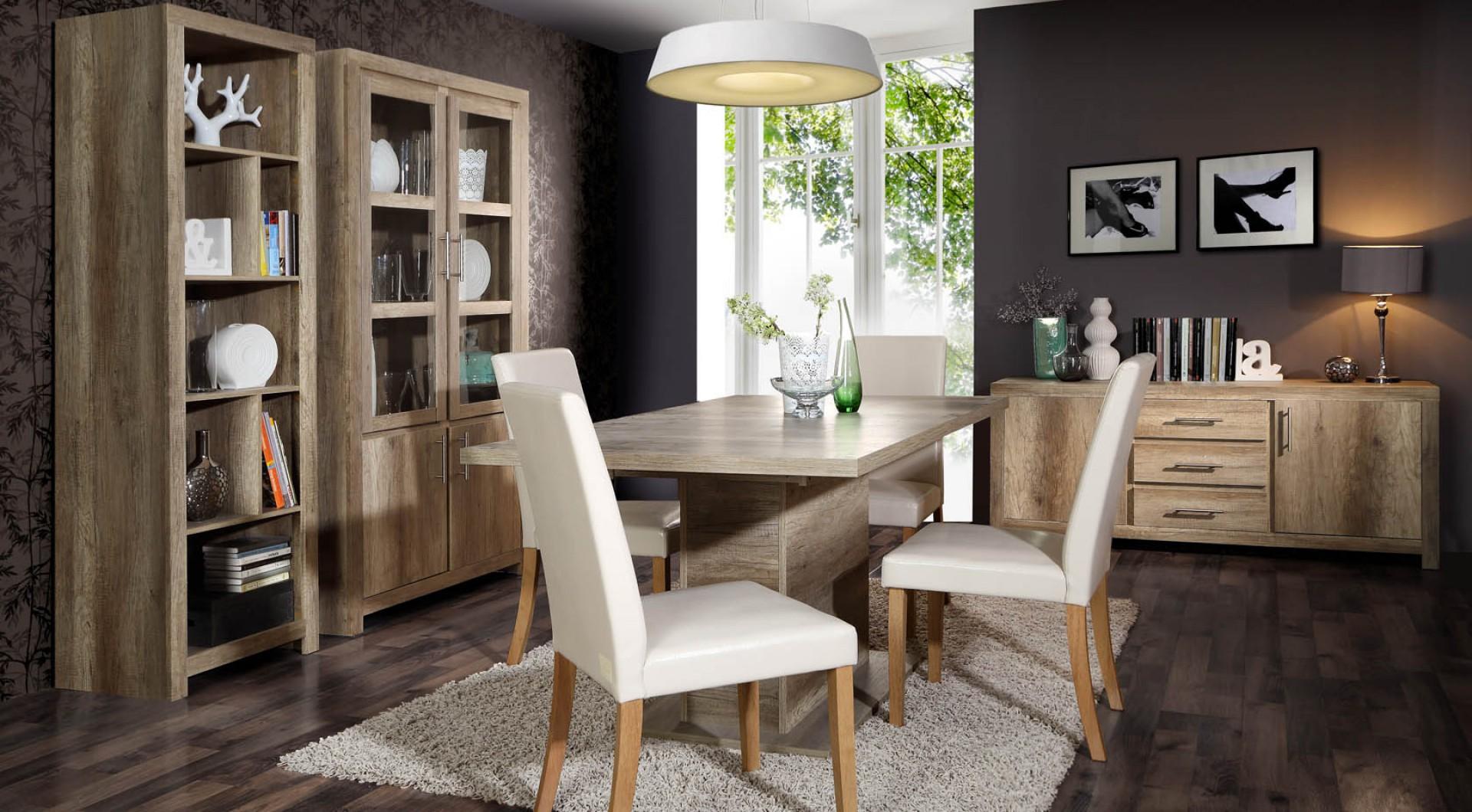 """Stół z kolekcji """"Imola"""" firmy Forte. Fot. Forte"""