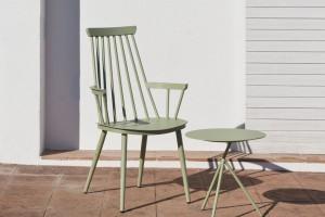 Krzesło jadalniane do ogrodu