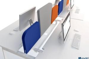 Akustyczne panele biurkowe