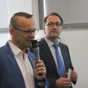 SDR Szczecin. Holz Tusche, Waldemar Sadowski Dariusz Bubra