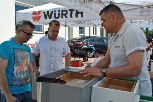Dni Otwarte firmy Würth Polska w Białymstoku - fotorelacja