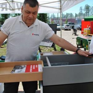 Dni Otwarte firmy Würth Polska w Białymstoku. Fot. Mariusz Golak