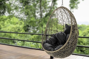"""""""Tenaga Plus"""" - wypoczynek w ogrodzie"""