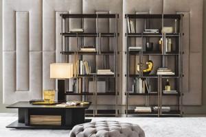 Regały i szafy na książki - funkcjonalne rozwiązania