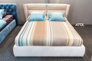 Seria łóżek tapicerowanych
