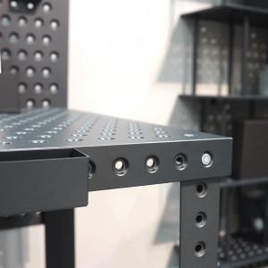 """Niepowtarzalny design systemu """"3+"""" stworzony przy pomocy technologii stabilizacji blachy. Fot. Zieta Prozessdesign"""