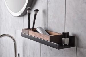 Funkcjonalne półki do łazienki