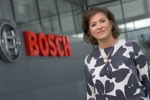 Krystyna Boczkowska, prezes Robert Bosch - najlepszą managerką w Polsce